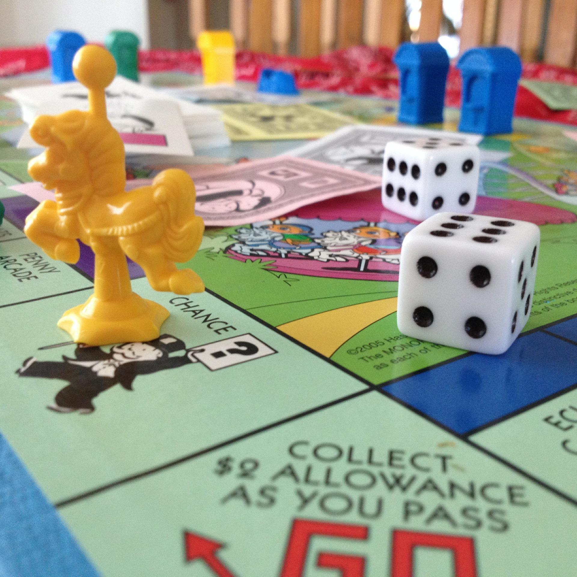 Podróżniczy charakter gier planszowych