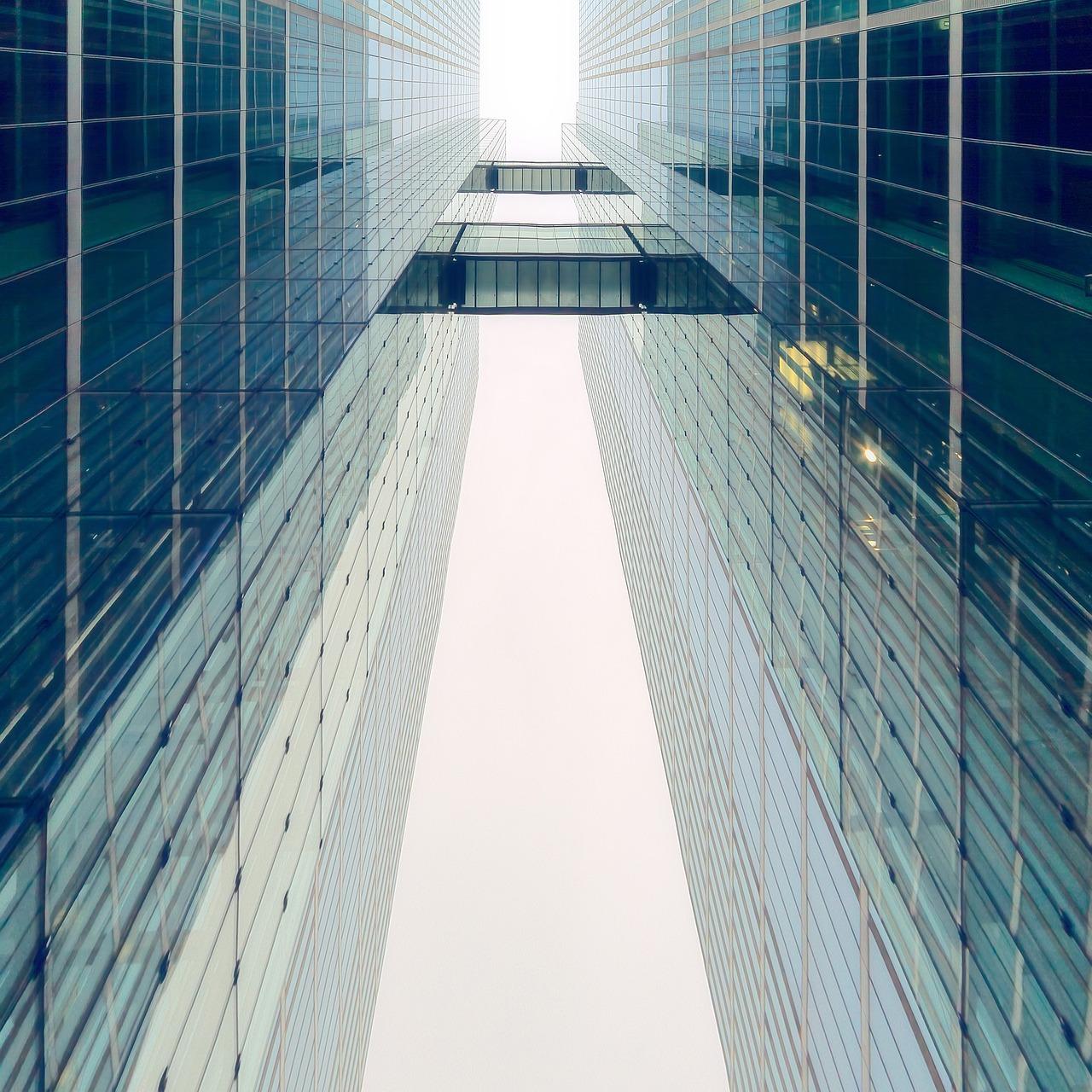 Nowoczesne balustrady ze szkła
