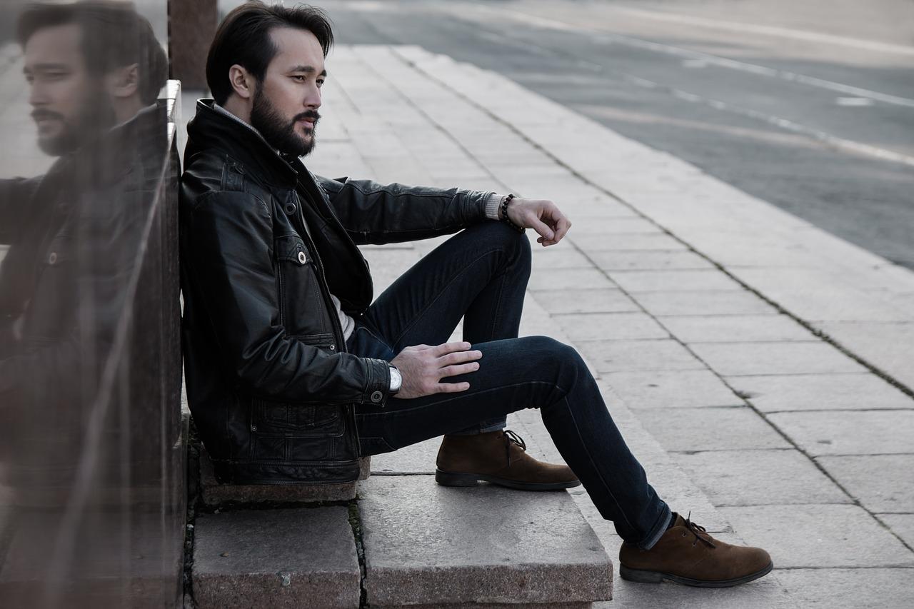 Jak zimowa kurtka dla modnego mężczyzny?