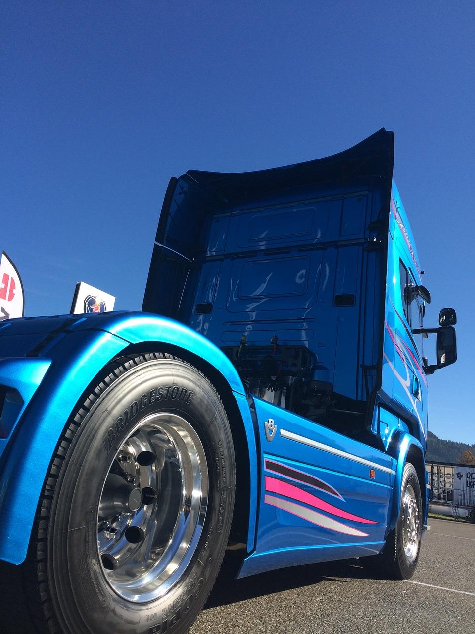 Części do pojazdów Scania