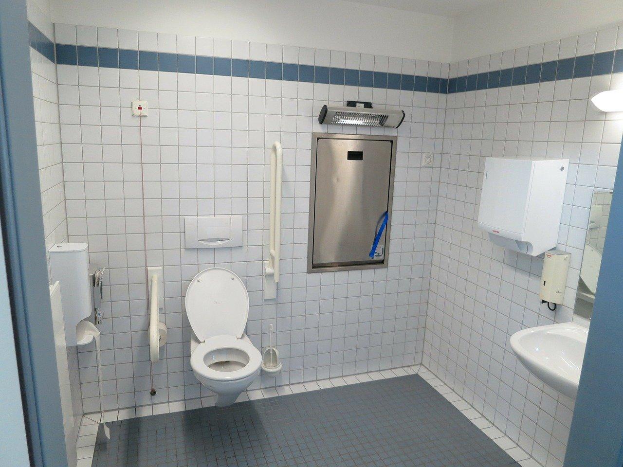 Akcesoria w łazience dla seniorów i osób niepełnosprawnych